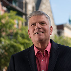 About Franklin Graham